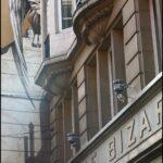 Parcours BD. ANGE DE SAMBRE. rue des Chartreux. Auteur Yslaire.